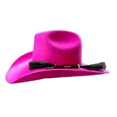 Akubra Rough Rider Hot Pink