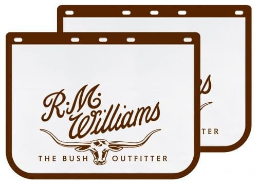 RM Williams Mudflaps Large